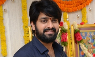 'Narthanasala' is a dance comedy: Naga Shaurya