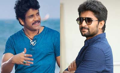 Vyjayanthi Movies formally announces Nag-Nani multi-starrer