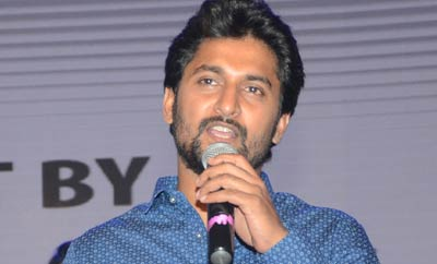 My family has a superstar: Nani