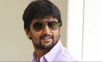 Nani steps into Dulquer's shoes for Nithya