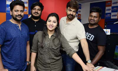 'Napolean' Second Song Launch @ Radio City 91.1 FM