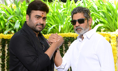 Jaggu Bhai-Rohith's 'Aatagallu' goes on floors