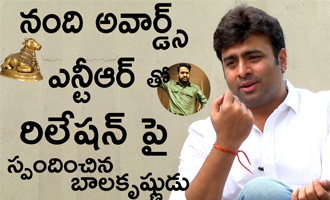 Nara Rohith on Nandi Awards, his relation with Jr NTR and more