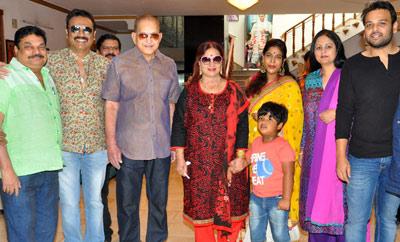 Naresh Birthday Celebrations