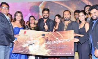 '@Narthanasala' First Look Launch