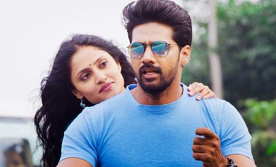 Naveen Chandra's new film is mostly done