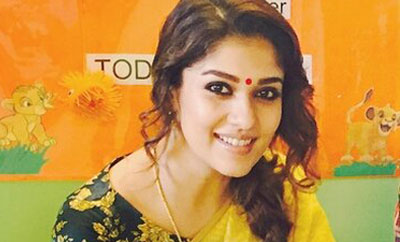 Nayanthara's superstar spree continues