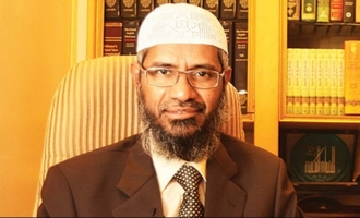 Zakir Naik doesn't feel safe in India