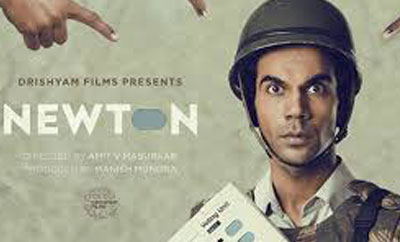 India's Oscar entry 'Newton' is a copied film?