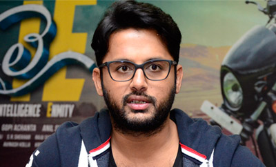 Nithiin on 'LIE', imitating Pawan Kalyan, & more [Interview]
