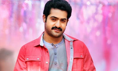 NTR teaches Stevens in a role reversal