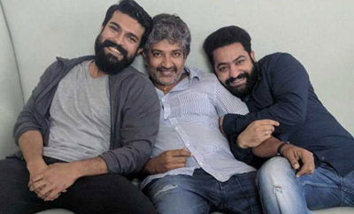 Rajamouli's NTR-Charan movie & the obvious things