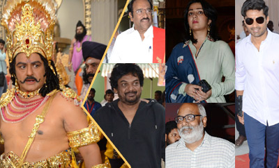 'NTR' Biopic Movie Launch