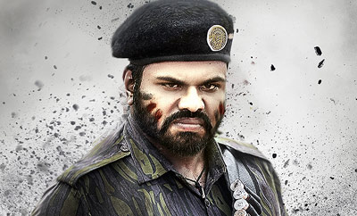 Manchu Manoj's second look released