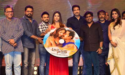 Gopichand's 'Oxygen' Audio Released