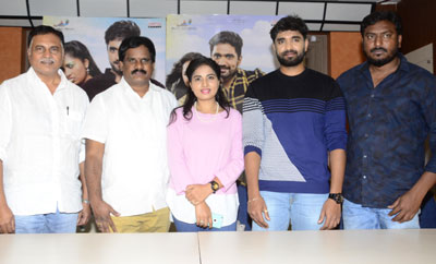'Oye Ninne' Success Meet