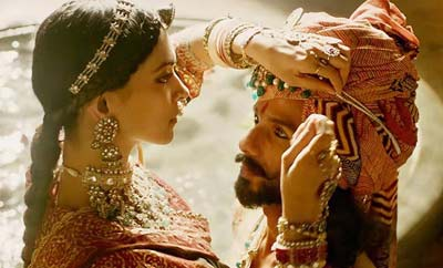 'Padmavati': Not certified, but reviewed already!