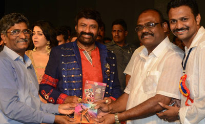 'Paisaa Vasool' audio released amidst fanfare