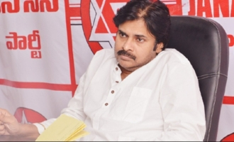 Pawan Kalyan to start from Benz Circle