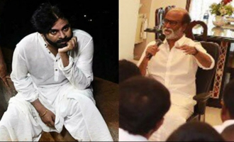 Pawan Kalyan & Rajinikanth busy themselves
