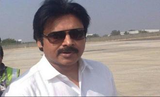 Pawan Kalyan spends 10 mins with fan