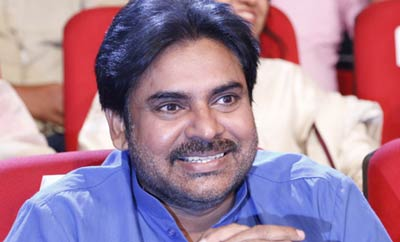 Pawan cozies up to influential people