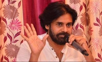 Pawan Kalyan raises 'Pink Diamond' questions