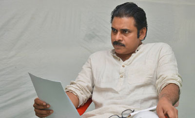 Pawan Kalyan takes up DCI issue