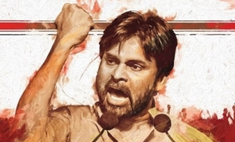 Fans build a new statue of Pawan Kalyan