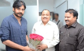 BSP leaders call on Pawan Kalyan