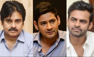 Pawan, Mahesh, SDT: Telugu stars for athletes