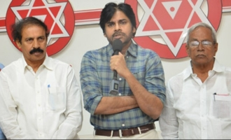 Modi's actions are not credible: Pawan Kalyan