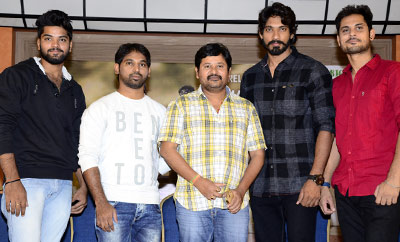 'O Pilla Nee Valla' Press Meet