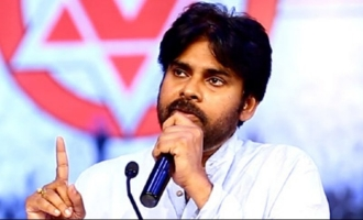Pawan Kalyan shares shocking incident during shoot