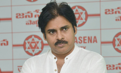 The accident Pawan Kalyan suffered