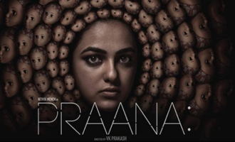 FL of Nithya Menen's 'Praana' out