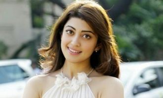 Pranitha is sexy in bathtub pic