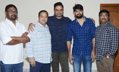 'Prematho Mee Karthik' Song Launch By Vamshi Padipalli & Harish Shankar