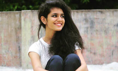 Priya Prakash not to sign any new movie