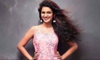 Rumours about Priya Prakash Varrier turn out to be false