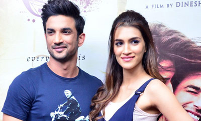 'Raabta' Movie Promotion In Hyderabad