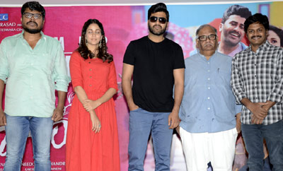 'Radha' Success Meet
