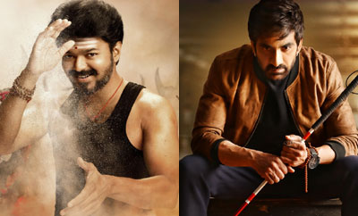 Vijay out of race, Ravi Teja to have field day on Oct 18
