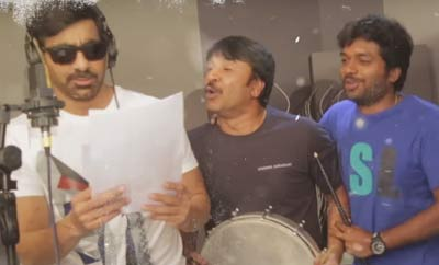 Song Review: Title song ('Raja The Great')