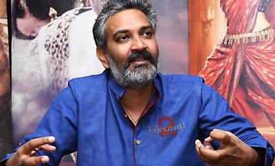 The Rajamouli speak [Interview]