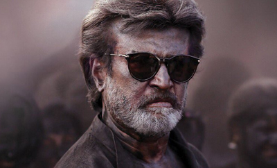 Birthday boy Rajinikanth is intense