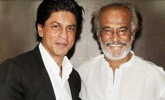 Shah Rukh Khan out, Rajinikanth in?
