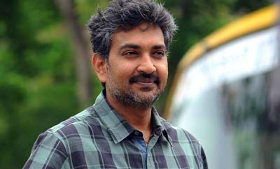 Rajamouli celebrates laurels to India