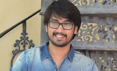 Raj Tarun braces up for Dil Raju's project