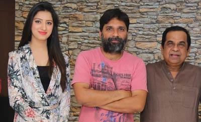 Brahmanandam Launches 'Rakshakabhatudu' Teaser